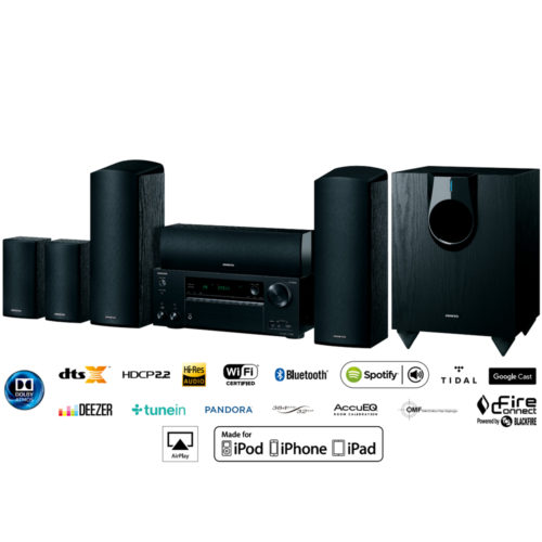 Home Theater Onkyo HT-S7800